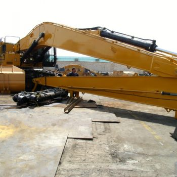 25-Meter-Long-Reach-Boom-and-Stick-for-CAT-390-F
