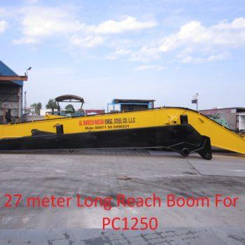 27-Meter-Long-Reach-Boom-for-Komatsu-PC1250
