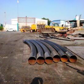 12 inch dia Pipe rolling 02